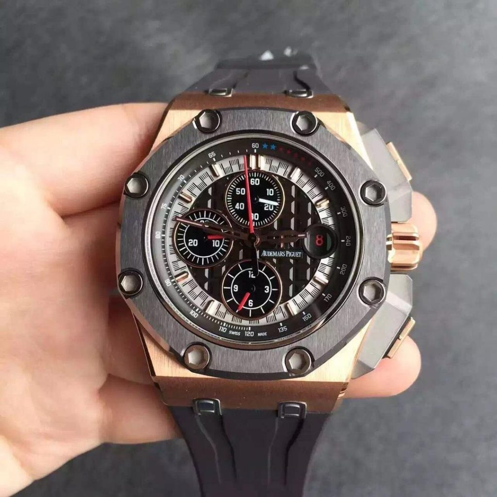 AP Rose Gold Replica Watch