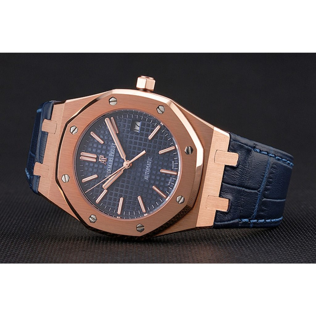 AP Royal Oak Blue Dial Replica